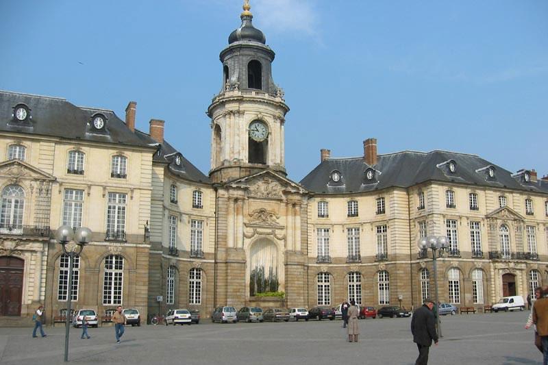 Rennes visites guid es en bretagne normandie for Salon de la gastronomie rennes